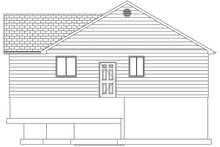 Ranch Exterior - Other Elevation Plan #1060-36