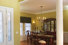 Dream House Plan - Country Interior - Dining Room Plan #929-755