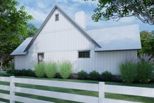 Dream House Plan - Cottage Exterior - Other Elevation Plan #120-269