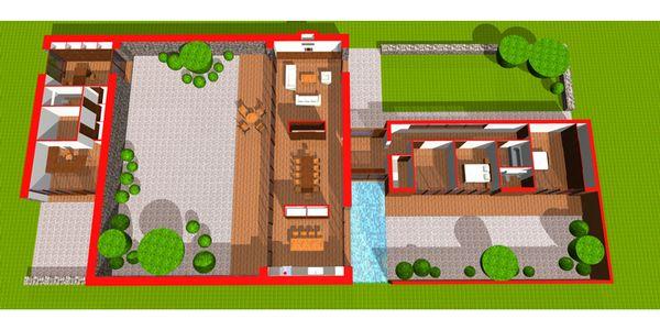 Ranch Floor Plan - Other Floor Plan Plan #520-9