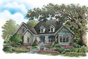 Craftsman Exterior - Front Elevation Plan #929-777