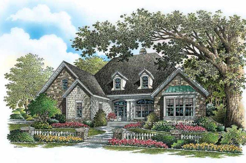 House Plan Design - Craftsman Exterior - Front Elevation Plan #929-777