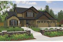 House Plan Design - Craftsman Exterior - Front Elevation Plan #943-7