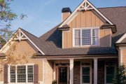 Country Style House Plan - 3 Beds 2.5 Baths 2400 Sq/Ft Plan #927-287 Exterior - Front Elevation