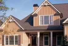 House Plan Design - Country Exterior - Front Elevation Plan #927-287