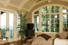 European Interior - Master Bedroom Plan #929-894
