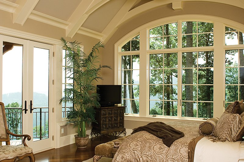 European Interior - Master Bedroom Plan #929-894 - Houseplans.com