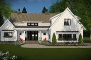 Farmhouse Style House Plan - 4 Beds 3.5 Baths 2528 Sq/Ft Plan #51-1130