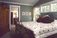 Bungalow Interior - Bedroom Plan #928-22