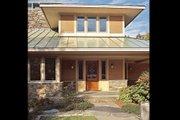 Prairie Style House Plan - 3 Beds 2.5 Baths 2979 Sq/Ft Plan #454-7