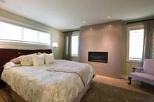 Home Plan - Contemporary Interior - Master Bedroom Plan #928-273