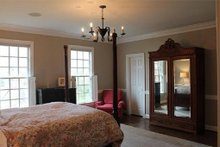 Dream House Plan - Master Bedroom - 3500 square foot Colonial Home
