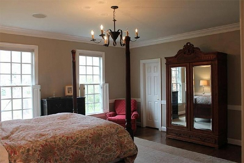 Master Bedroom - 3500 square foot Colonial Home