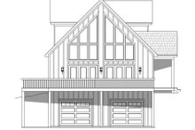 Architectural House Design - Country Exterior - Other Elevation Plan #932-204