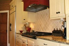 Dream House Plan - European Interior - Kitchen Plan #928-190