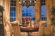 Architectural House Design - Country Interior - Dining Room Plan #930-96