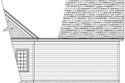 Ranch Style House Plan - 3 Beds 2 Baths 1746 Sq/Ft Plan #137-369 Exterior - Rear Elevation