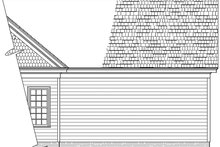 House Plan Design - Rear With Optional Front Load Garage