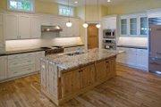 Craftsman Style House Plan - 3 Beds 4.5 Baths 4060 Sq/Ft Plan #928-71 Interior - Kitchen