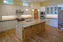 Architectural House Design - Craftsman Interior - Kitchen Plan #928-71