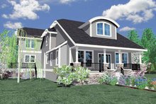 Traditional Exterior - Front Elevation Plan #509-291