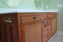 House Plan Design - Craftsman Interior - Bathroom Plan #939-1