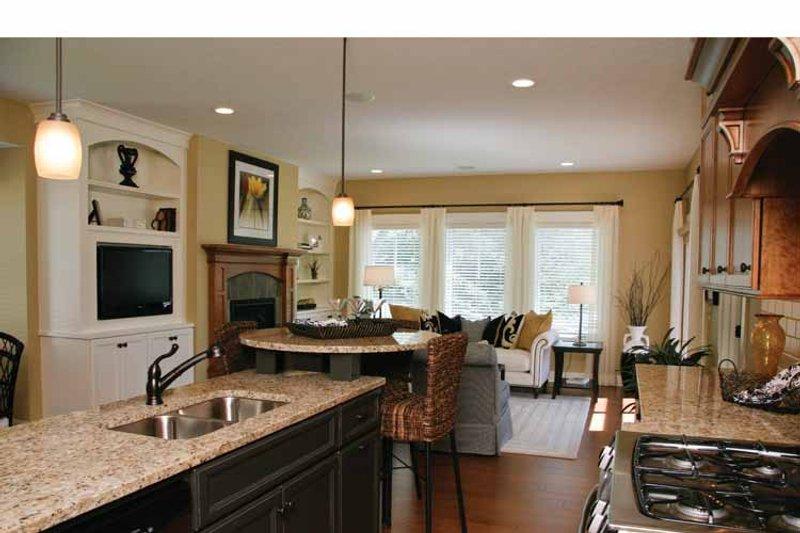 Craftsman Interior - Kitchen Plan #928-193 - Houseplans.com