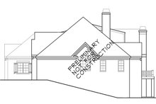 House Plan Design - European Exterior - Other Elevation Plan #927-400