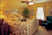 Country Interior - Bedroom Plan #927-959
