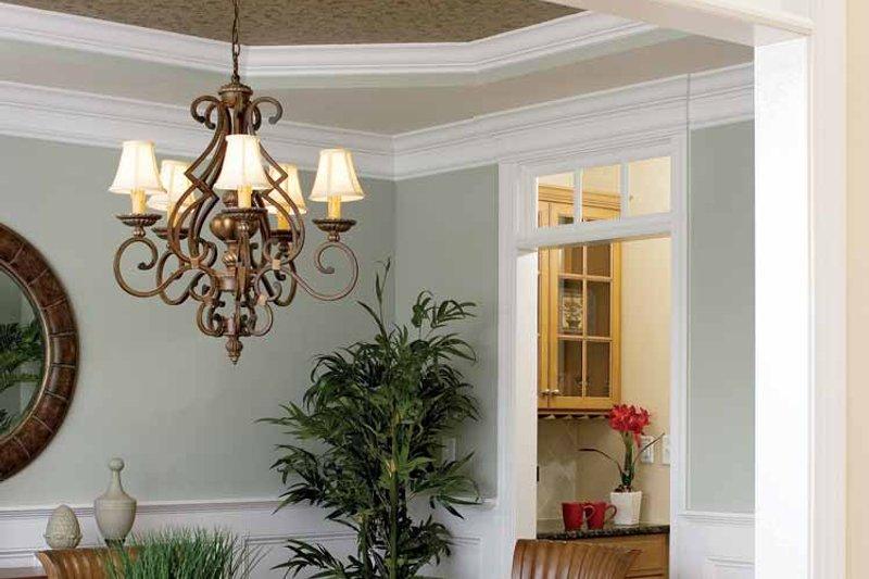 Country Interior - Dining Room Plan #929-359 - Houseplans.com