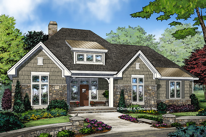Ranch Style House Plan 3 Beds 2 Baths 1914 Sq Ft Plan