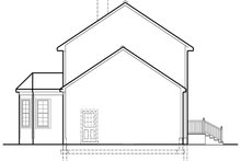 Colonial Exterior - Other Elevation Plan #1053-74