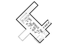 Craftsman Floor Plan - Other Floor Plan Plan #54-368