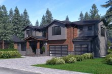 Architectural House Design - Traditional Exterior - Other Elevation Plan #1066-52