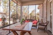 European Style House Plan - 3 Beds 2 Baths 2024 Sq/Ft Plan #430-168 Exterior - Outdoor Living