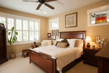 Craftsman Interior - Master Bedroom Plan #461-18