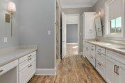 Farmhouse Style House Plan - 4 Beds 4.5 Baths 3860 Sq/Ft Plan #63-430 Interior - Master Bathroom