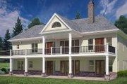 Craftsman Style House Plan - 4 Beds 3.5 Baths 2251 Sq/Ft Plan #119-425