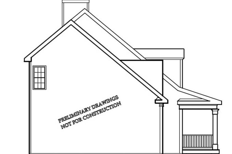 Classical Exterior - Other Elevation Plan #927-795 - Houseplans.com