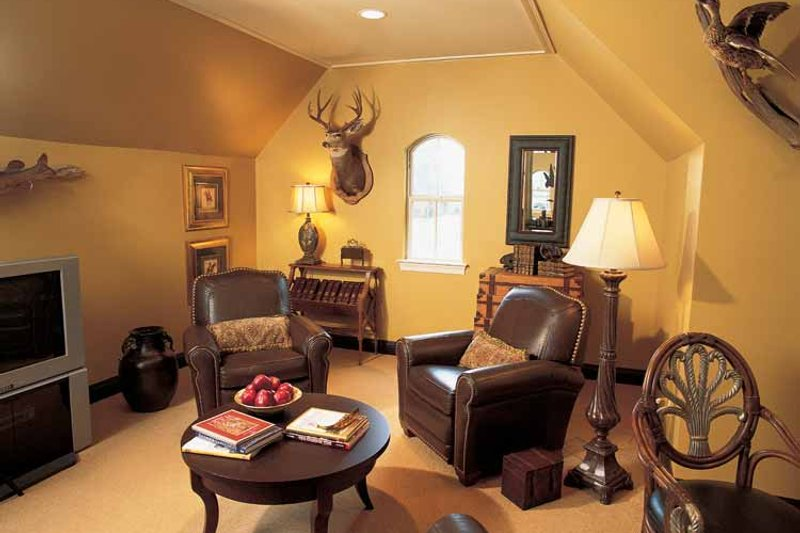 Traditional Interior - Other Plan #37-274 - Houseplans.com