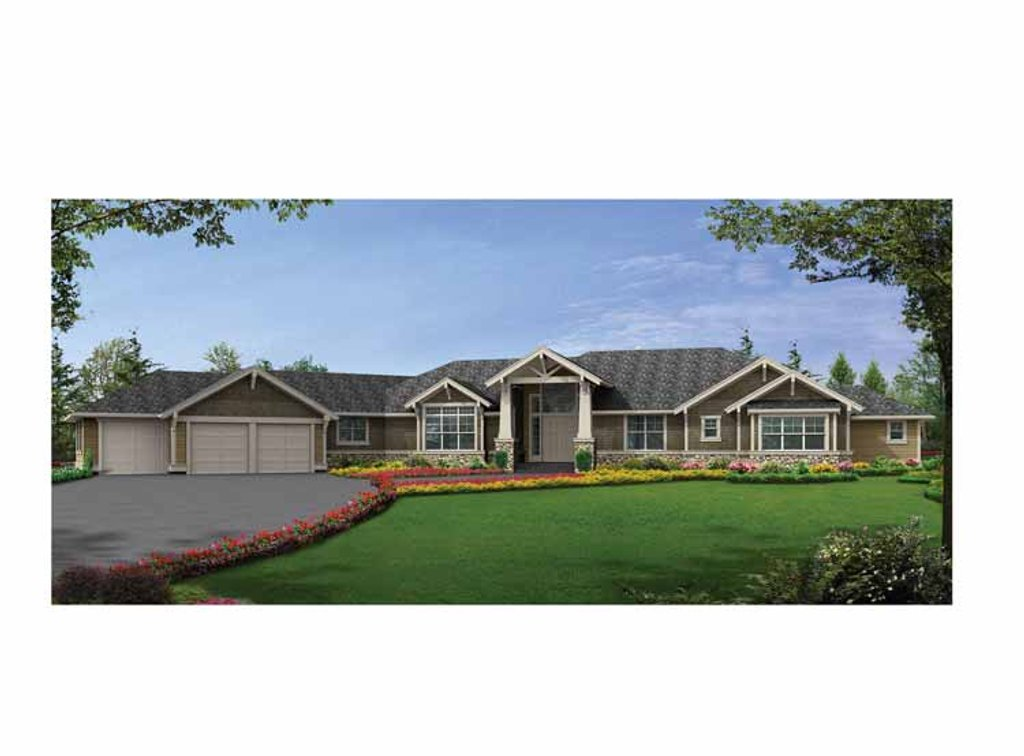 Craftsman style house plan 4 beds 3 5 baths 7372 sq ft for Weinmaster house plans