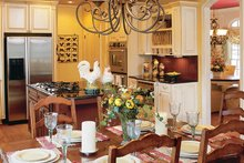 Home Plan - Country Interior - Kitchen Plan #927-654