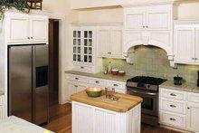 Craftsman Interior - Kitchen Plan #929-754