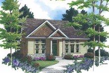 Home Plan - Craftsman Exterior - Front Elevation Plan #48-835