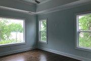 Craftsman Style House Plan - 4 Beds 3.5 Baths 3041 Sq/Ft Plan #437-76 Interior - Master Bedroom