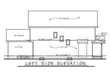 Dream House Plan - Traditional Exterior - Other Elevation Plan #20-2441