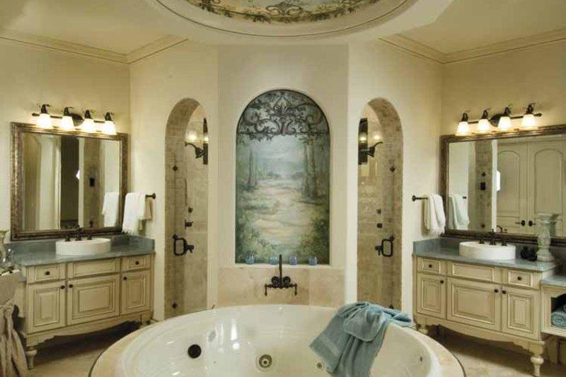 Mediterranean Interior - Bathroom Plan #1039-1 - Houseplans.com