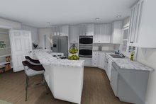 Farmhouse Interior - Kitchen Plan #1060-1