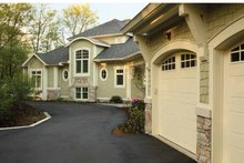 House Plan Design - Craftsman Exterior - Front Elevation Plan #928-175