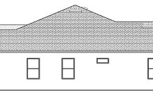 House Plan Design - European Exterior - Other Elevation Plan #1058-129